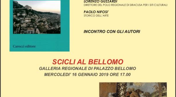 """Al Bellomo di Siracusa la presentazione del libro """"Scicli"""" di Salvo Miccichè"""