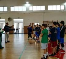 Corso per arbitri e mini-arbitri di basket