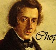 Sabato 9 marzo, A Scicli,  la serata dedicata a Chopin.