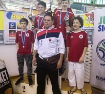 JUDO – La Koizumi Scicli fa incetta di medaglie a Barcellona