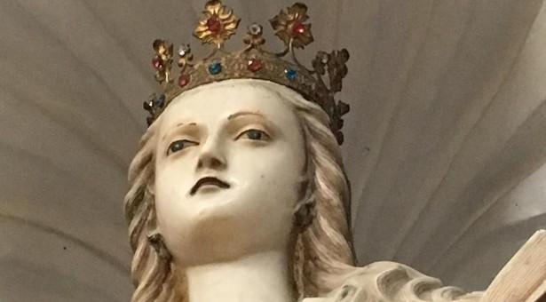 Tanit saluta la primavera con le Passeggiate e il culto di Sant'Agrippina