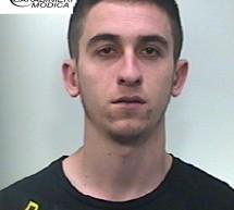 Condanna e carcere per un  corriere della droga.