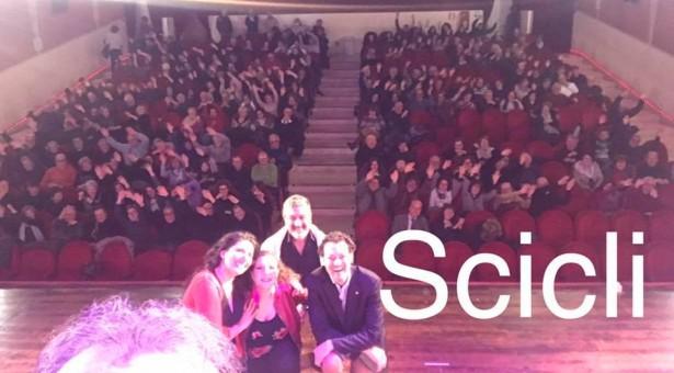 """""""Alta infedeltà"""" all'Italia: chiude con le sane risate la Stagione teatrale a Scicli."""