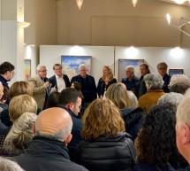 Quasi 100 opere di Franco Polizzi al SilvaSuri Museum di Marina di Ragusa. Fino al 30 aprile.