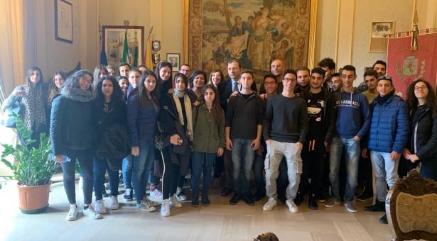 Studenti di Pantelleria a Scicli per studiare la promozione turistica