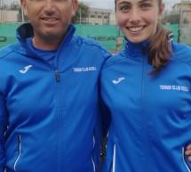 Tennis club Scicli: Noemi La Cagnina vince nella 2a tappa del Circuito Junior Sud Italia.