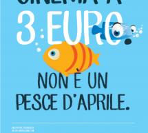 CinemaDays anche a Scicli: si paga 3 euro!