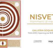 "Sabato 13 aprile inaugurazione ""Nisveta, Frammenti di memoria"", a Ragusa"