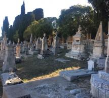 """Sabato 25 maggio la """"Passeggiata"""" al Cimitero monumentale di Scicli."""