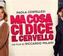"""Al Cinema Italia il film """"Ma cosa ci dice il cervello"""", con Paola Cortellesi."""
