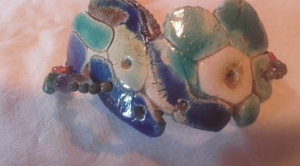 La Ceramica Raku di Silvana Maltese. Al Brancati inaugurazione sabato 6 luglio.