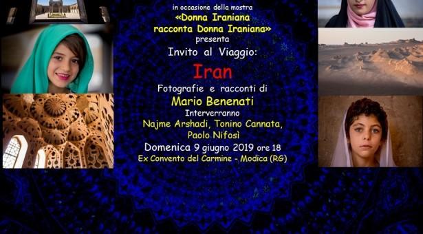 L'Iran di Mario Benenati a Modica. Fotografie e Racconti all'ex Convento del Carmine.