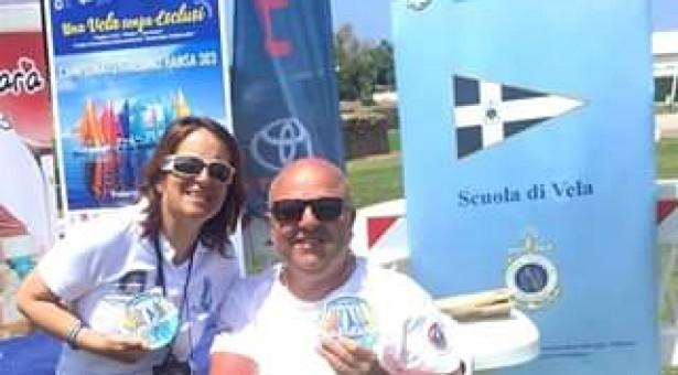 Ignazio Drago 8° al Campionato italiano Hansa 303