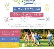 Scicli Summer Camp 2019: Proposta multisportiva per  ragazzi ed adolescenti di età compresa tra i 6 ed i 14 anni.