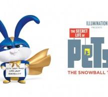 "Al Cinema Italia il film ""Pets 2″."