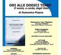 Si presenta il libro di Domenico Pisana a Palazzo Spadaro. Giovedì 27 giugno.