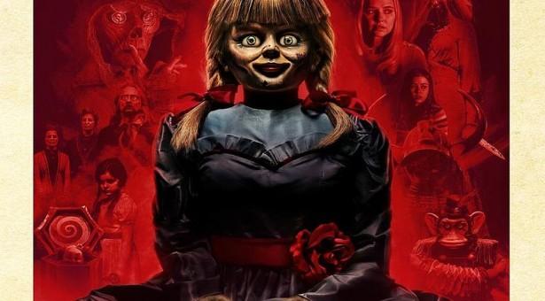 """""""Annabelle 3″ al Cinema Italia"""