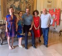 Il Sindaco Giannone nomina il nuovo Assessore al bilancio:  al posto di Vindigni ci sarà la dott.ssa Iabichino.