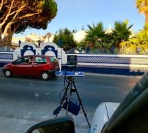 Dopo altri incidenti, Controlli autovelox sulle strade sciclitane.