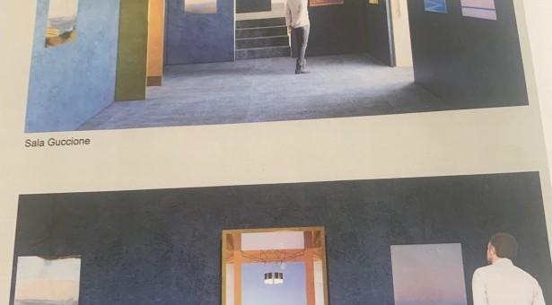 Nasce il Polo museale del Carmine. In anteprima la stanza Piero Guccione
