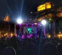 La Taranta danza tra il barocco di Scicli. In Piazza Italia una bellissima festa.