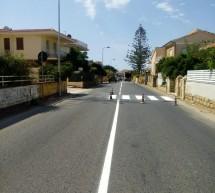 Si mettono in sicurezza alcune strade pericolose