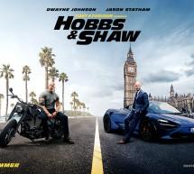"""Al Cinema Italia il film """"Fast&Furious Hobbs e Shaw"""""""