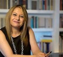 """Simona Lo Iacono al Torrente Aleardi presenta """"L'albatro""""."""