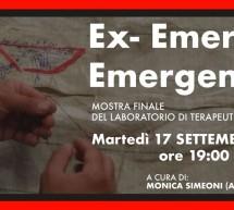 Ex-Emergo alla Casa delle Culture di Scicli. Dal 17 settembre.