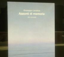 Il Giornale di Scicli in edicola con un libro di Pino Lonatica. Da sabato 28 settembre.