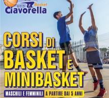 Basket: La  Ciavorella avvia ufficialmente la nuova stagione sportiva 2019-2020.