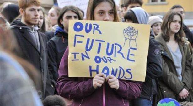 Anche a Scicli il terzo sciopero mondiale per il clima.