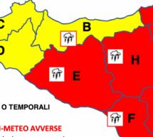 Allerta meteo: Scuole chiuse venerdì 25 ottobre anche a Scicli