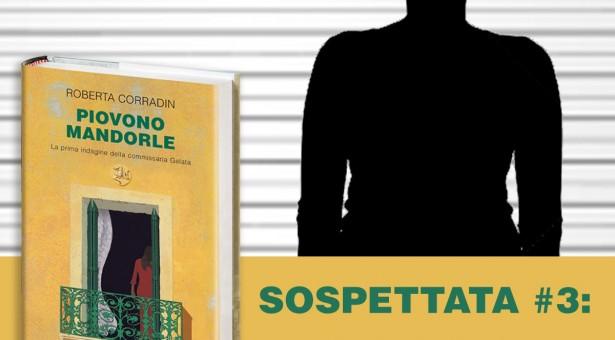 """""""Piovono mandorle"""" il giallo che si svolge a Scicli. Il libro verrà presentato a Palazzo Spadaro domenica 13 ottobre. Ore 18,30."""