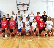Basket: La nuova formazione rosa della Ciavorella