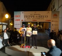 Il 17enne etiope Worku Tadesse vince il Memorial Peppe Greco. Tempo strepitoso: 28,22.