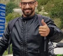 Muore il giovane sciclitano Giovanni Diamante,vittima dell'incidente in moto in contrada Papazza.
