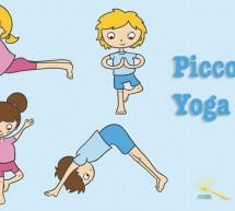 Corso Yoga per i più piccoli: è gratuito. Promosso da Legambiente Scicli.
