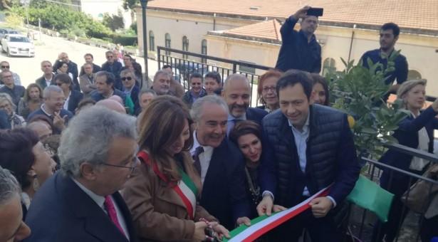Inaugurata la Sede staccata del Bonino Puleio all'Ospedale Busacca di Scicli.