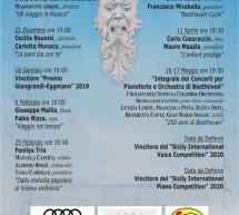 """Dal 9 novembre la Stagione dei """"Concerti a Palazzo Spadaro"""", degli """"Amici della musica"""" di Scicli."""