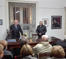 Il Presidente nazionale dell'Unitre incontra i soci dell'Università Terza Età di Scicli.