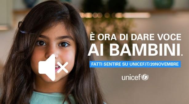 mercoledì 20 novembre l'Unicef celebra a Scicli il Trentennale della Convenzione Onu sui diritti dell'Infanzia. Manifestazioni a Palazzo Spadaro.