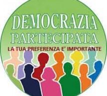 Democrazia partecipata, a Scicli: si vota entro il 27 dicembre. Sette le proposte su cui votare.