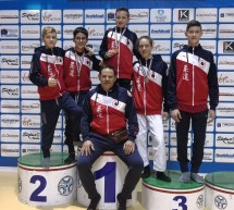 "Matteo Agosta: campione italiano judo ""Esordienti"" 38kg"