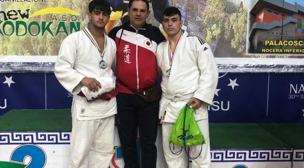 Judo –GrandPrix Campania 2019: tra i migliori la Judo Club Koizumi Scicli.