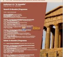 """Importante Convegno sulla democrazia al """"Quintino Cataudella"""". Relatori da sei Università. Presente anche il prof. Angelo Buscema."""