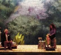 """Due attori fanno bel teatro: """"Mortimer e Wanda"""" (Zucca e Thovez) appassionano il pubblico di Scicli."""