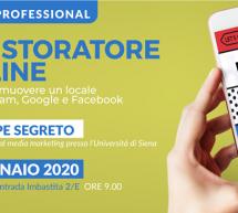 Come promuovere un locale sui social media, corso di Giuseppe Segreto da IBC