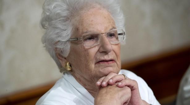 Liliana Segre, la sciclitana. Il Consiglio comunale, all'unanimità, concede la cittadinanza onoraria.