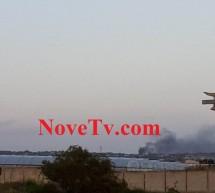 Tra Scicli e Sampieri (Contrada Sant'Agata) bruciano rifiuti pericolosi. Non è la prima volta!